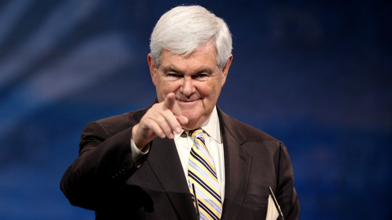 Newt Gingrich Went LIVE And Dropped A Truth Bomb!