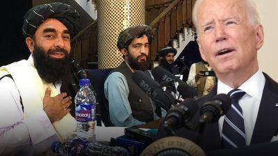 Biden Caught Giving The Taliban Tens Of Millions Of Dollars!